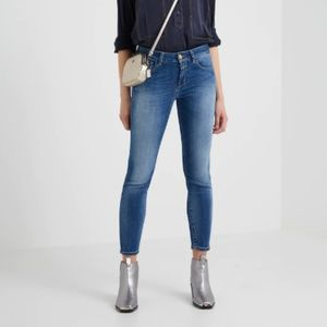 Closed Baker 1710 Slim Fit Skinny Mid Rise 26 jean